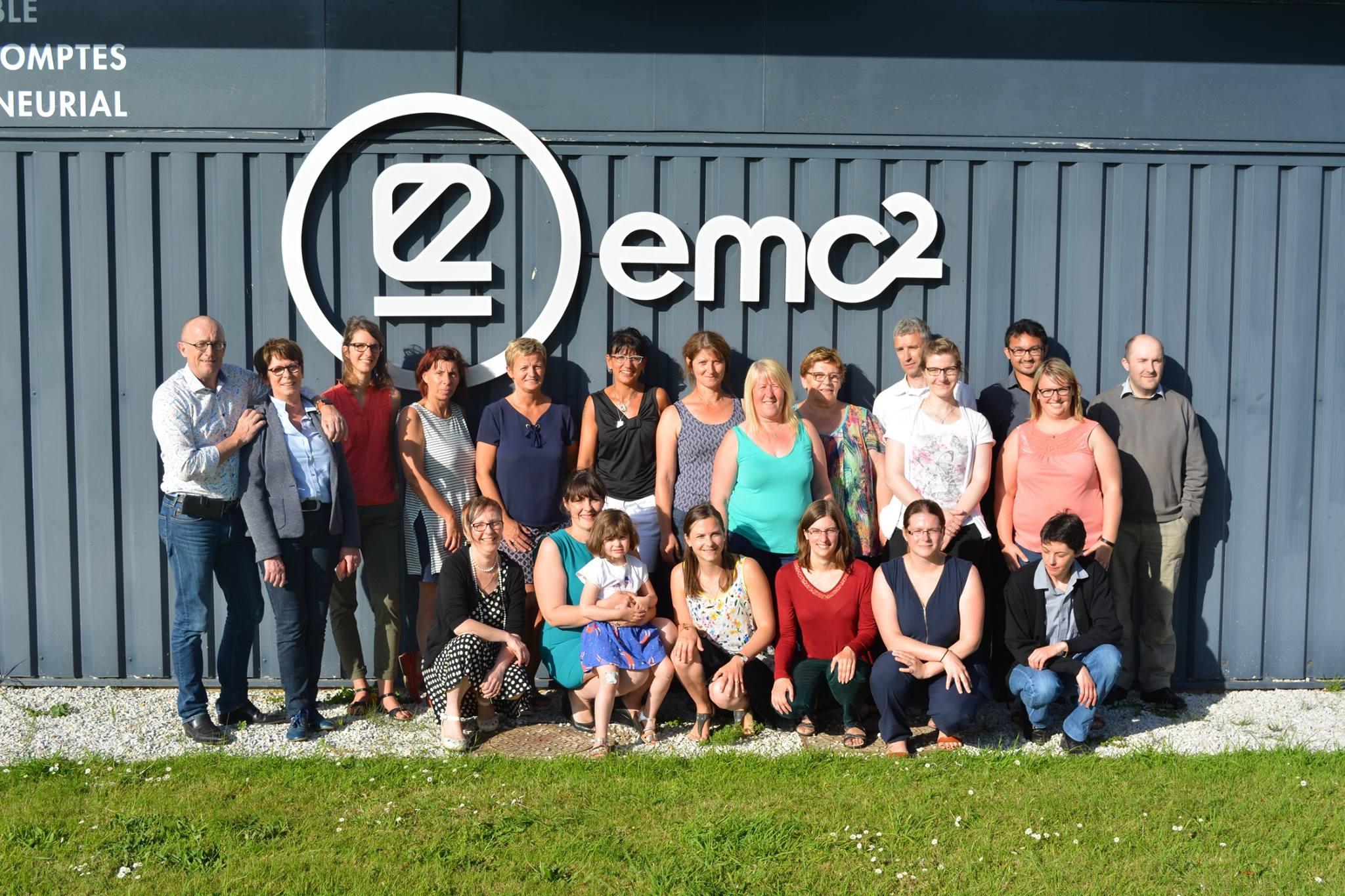 cabinet EMC2- l'equipe
